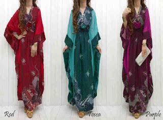 Gamis Batik fit to XL