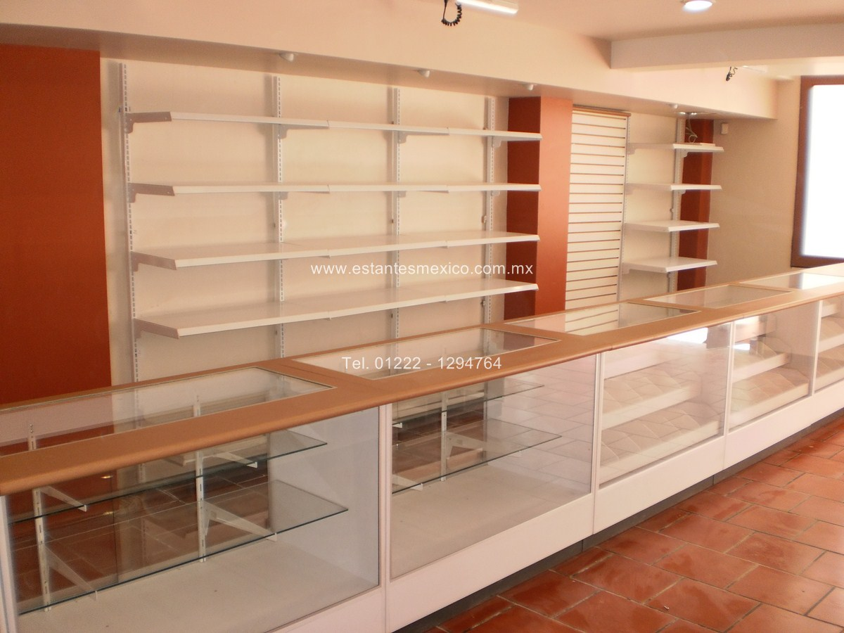 Muebles de tiendas mobiliario de tiendas tipo oxxo for Mobiliario 8 80