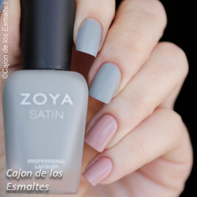 Zoya - Nudes: Leah y Rue