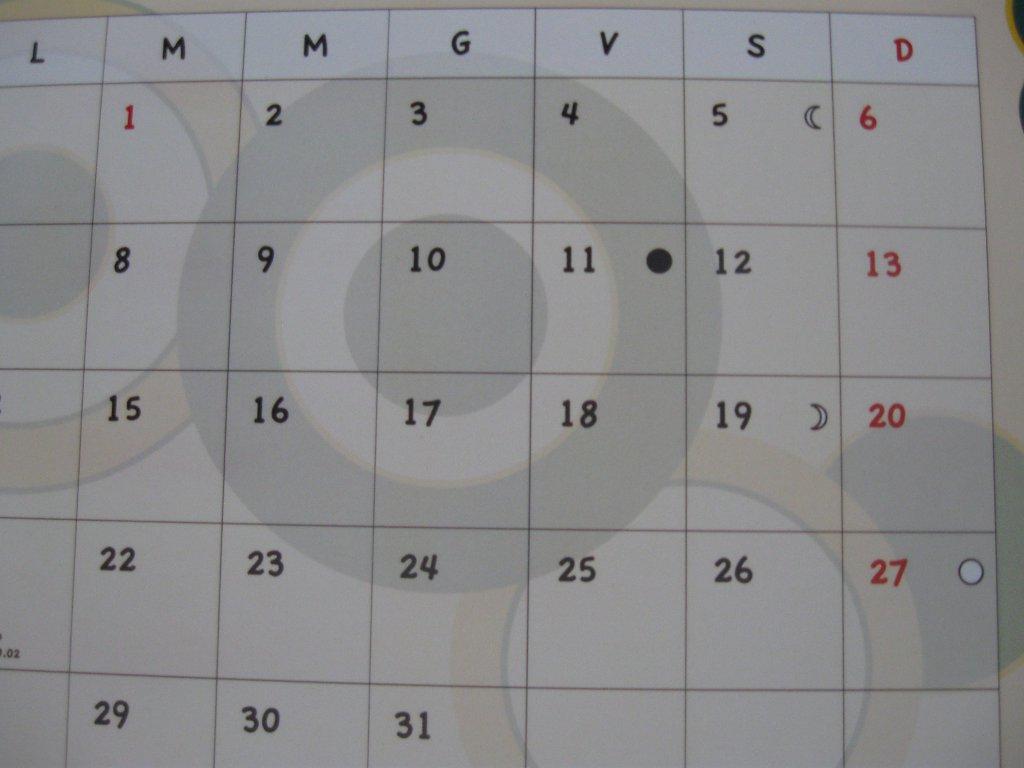 L 39 orto di giada luna calante o luna crescente - Calendario semina fiori ...
