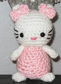 http://www.ravelry.com/patterns/library/amigurumi-crocheted-kitty