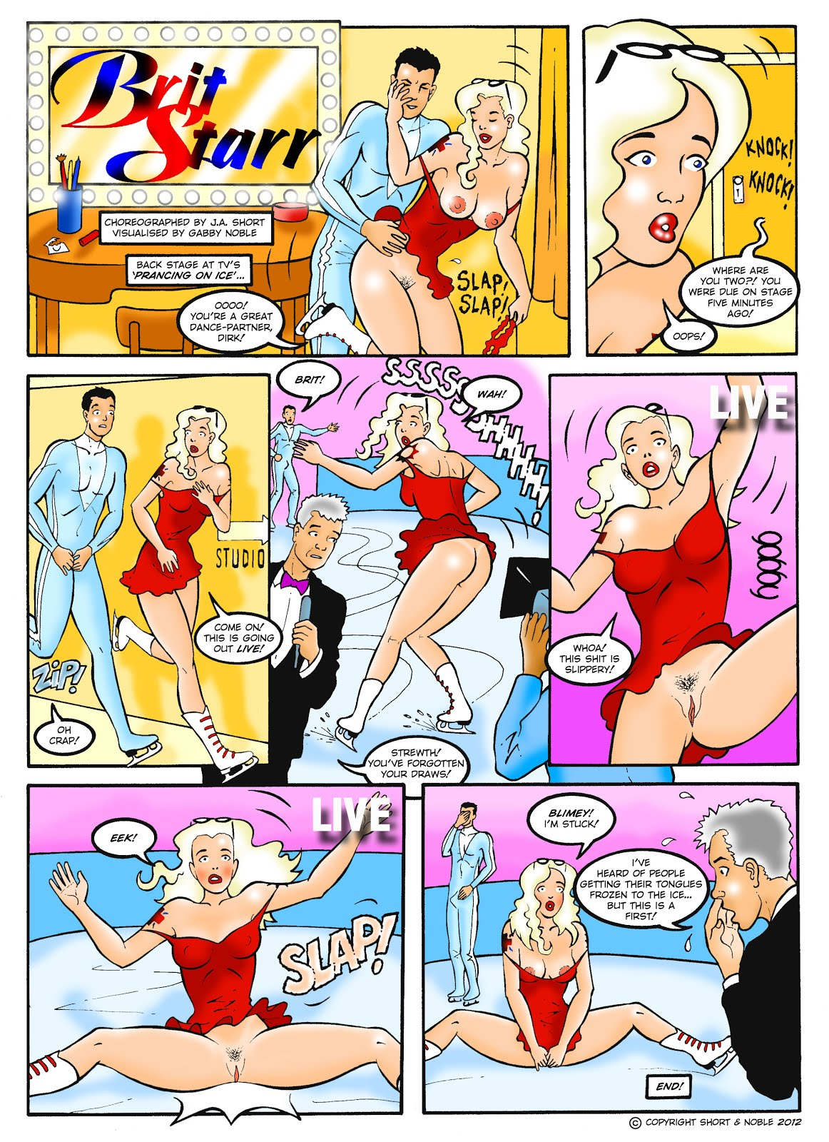 Pamela nude boobs