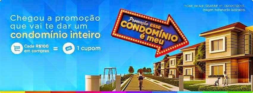 Promoção - Esse Condomínio é meu - Magazine Luiza