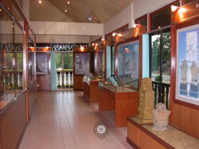 Muzium Kota Kayang Kaya Bahan Sejarah Perlis