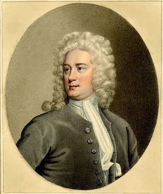 Thomas Tickell by Sylvester Harding