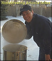 Homebrewing Articles