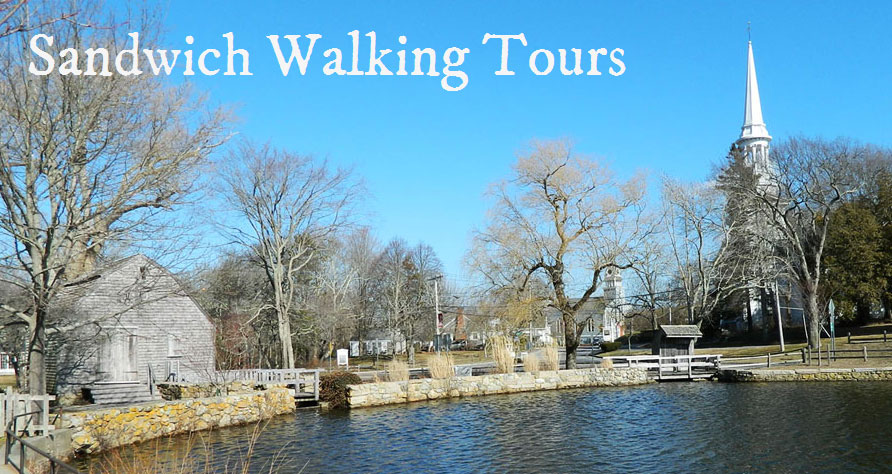 Sandwich Walking Tours