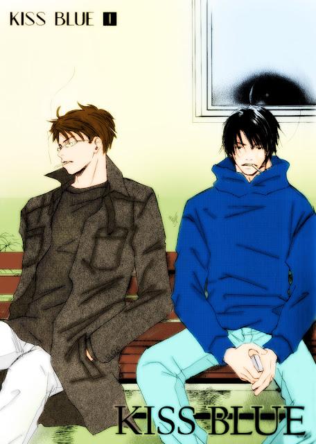 Kiss blue ()