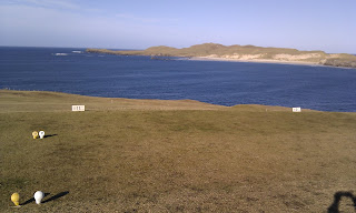 Durness Golf Club 2nd & 11th tees