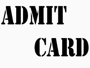 CMAT 2014 second test admit card