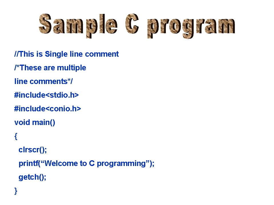 Hirefreeware blog Compiler for c language