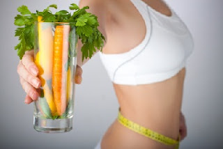 Rich Fiber Foods Slimming and Improve Health