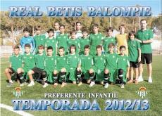 REAL BETIS  12-13