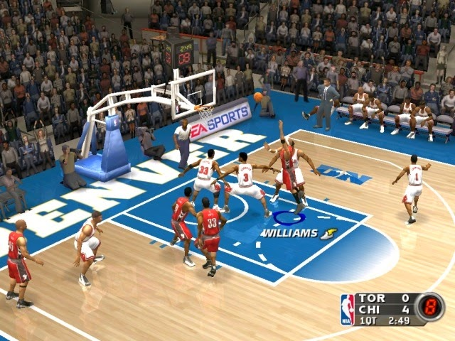 nba live 2004 crack no cd