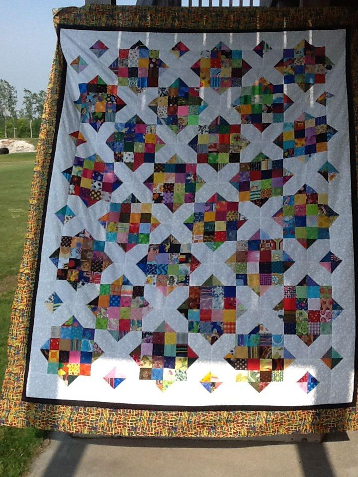 Quilts from the Bluffs: Arkansas Cross Road FREE Pattern : road quilt pattern - Adamdwight.com