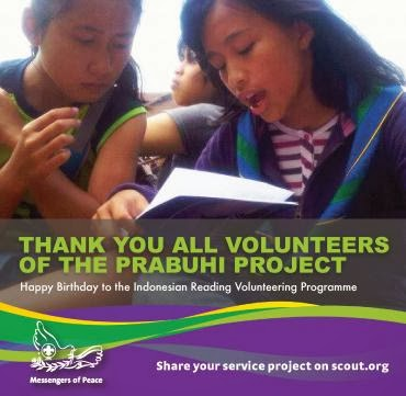 PRABUHI : Reading Volunteer Scouts