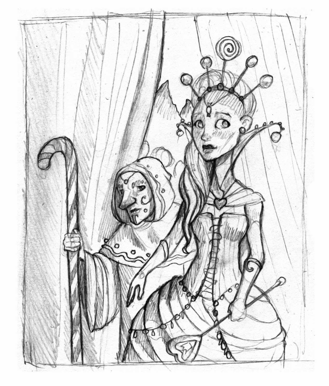candyland castle coloring pages free - photo#28