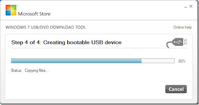 install Windows 8 Dari USB