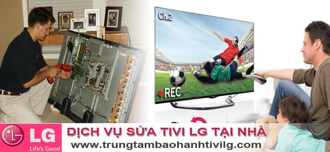 Sửa tivi Lcd, Led, Plasma LG tại nhà Hà Nội