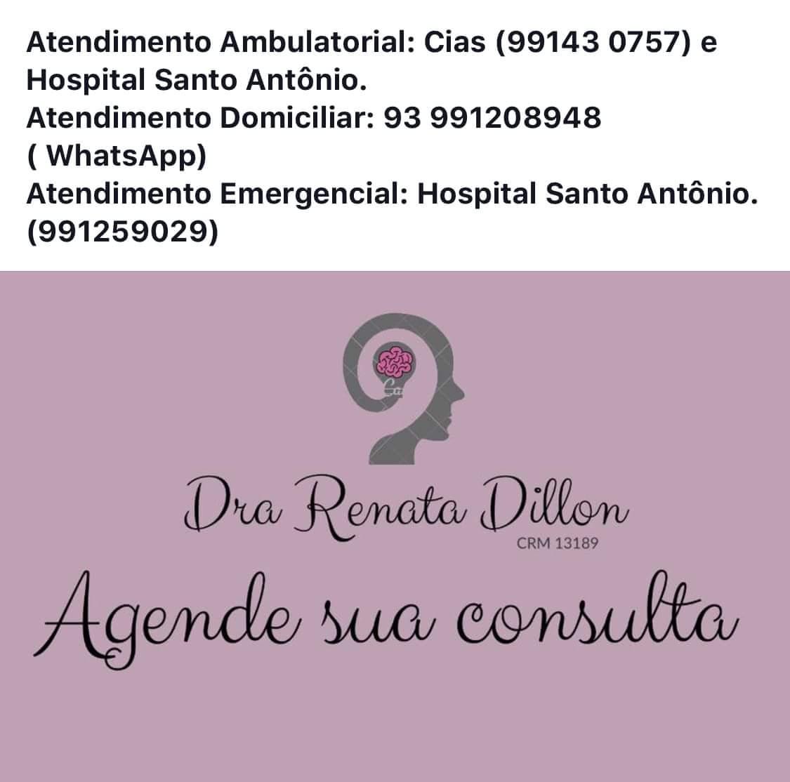 Doutora Renata Dilon