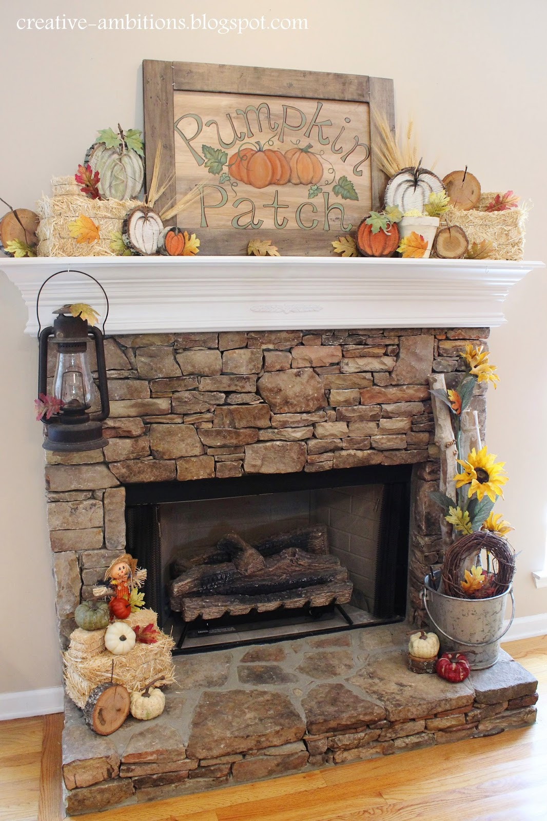 creative ambitions fall mantel 2014
