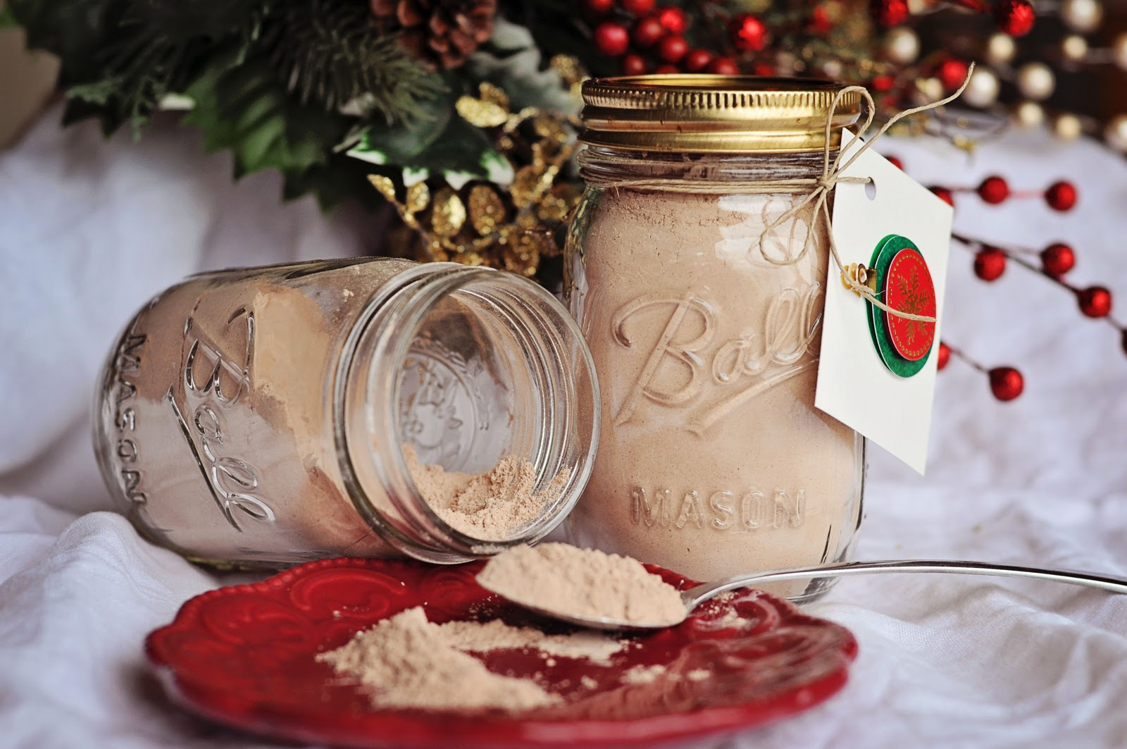 Barefoot and Baking: Mexican Hot Chocolate Mix