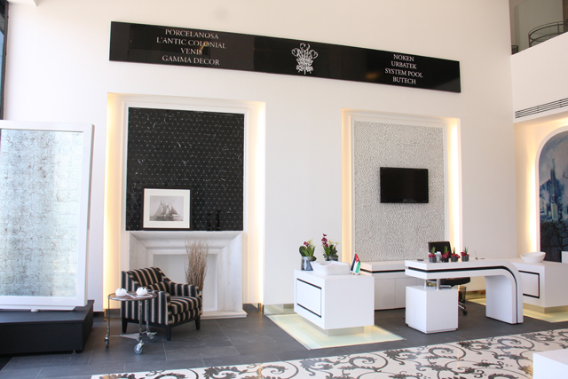 PORCELANOSA Group Has Just Opened A New Showroom In Jordan With This Store The Company Hopes To Strengthen Its Presence Middle East