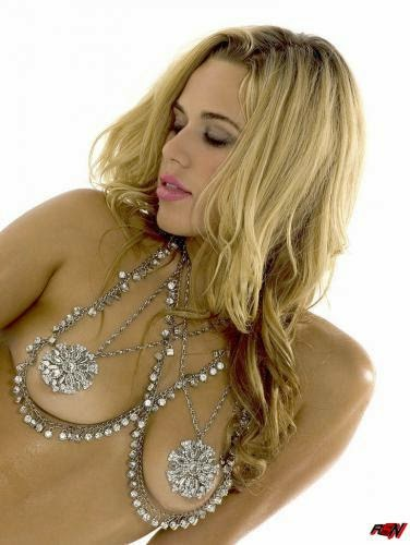 Nearly Topless Photos of Lana Before She Joined WWE.
