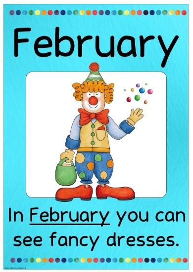 Ideenreise Blog Monatsplakat February Februar