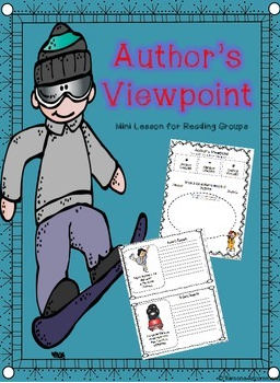 http://www.teacherspayteachers.com/Product/Authors-Viewpoint-Mini-Lesson-1093615