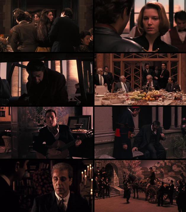 The Godfather Part III (1990) Dual Audio Hindi 720p BluRay