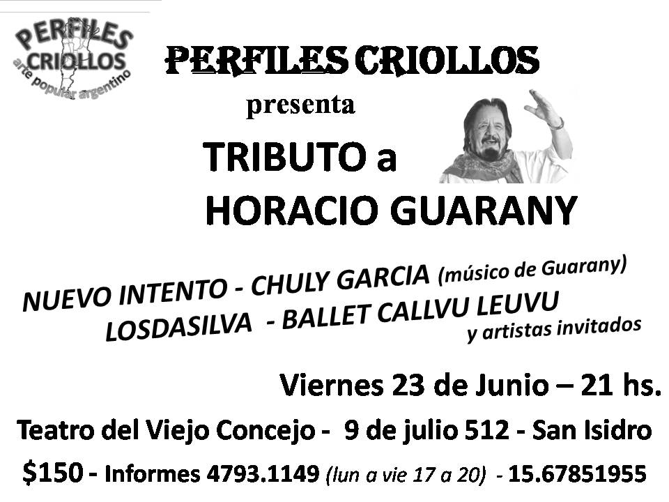 tributo a Guarany