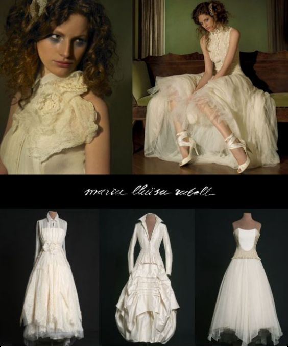 Halloween Wedding Gowns: Your Wedding Support: GET THE LOOK