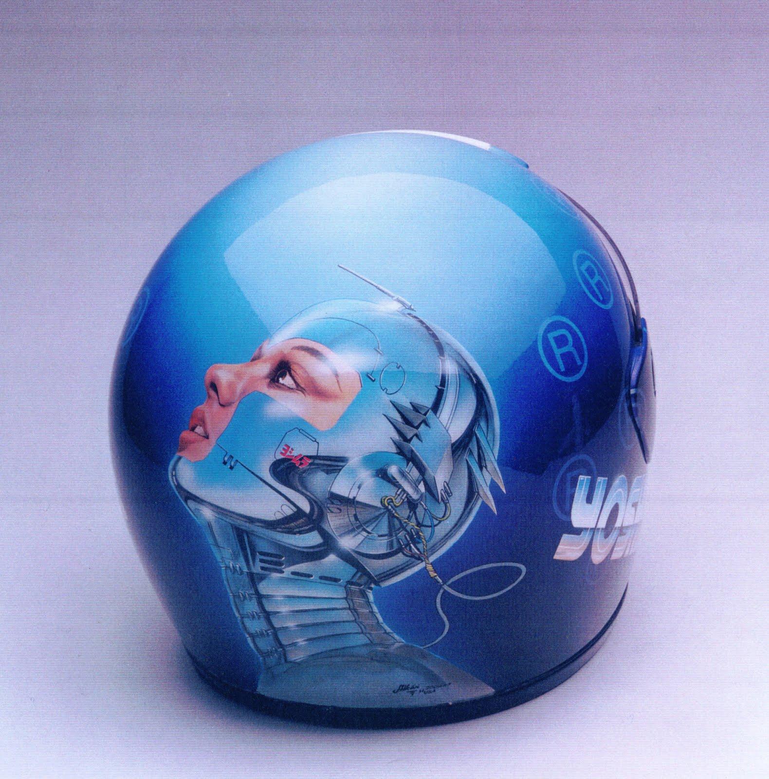 Yoshimura Helmet
