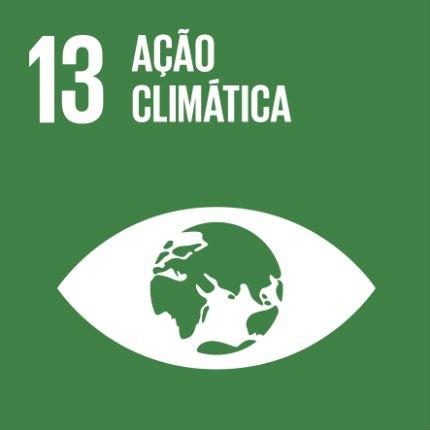 LEMBREMOS A AGENDA 2030 | UM ODS DE CADA VEZ | OBJETIVO 13 | «Ação Climática»