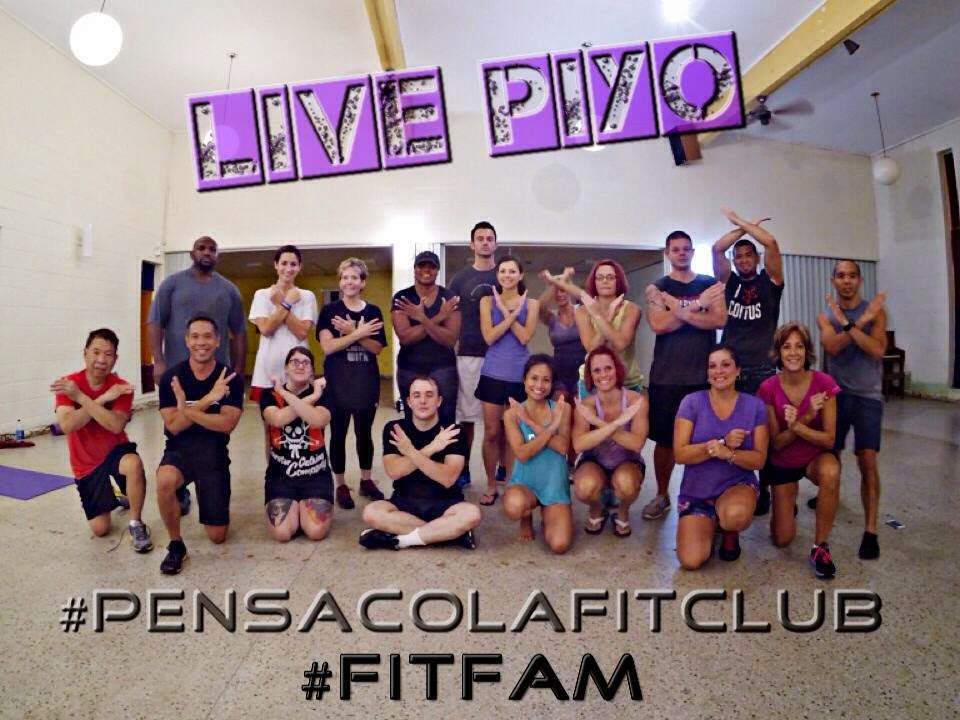 LIVE PIYO Class - Pensacola Fit Club