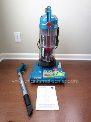 Hoover Nano Cyclonic review