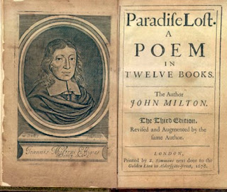paradise lost john milton satan lucifer bible epic poem