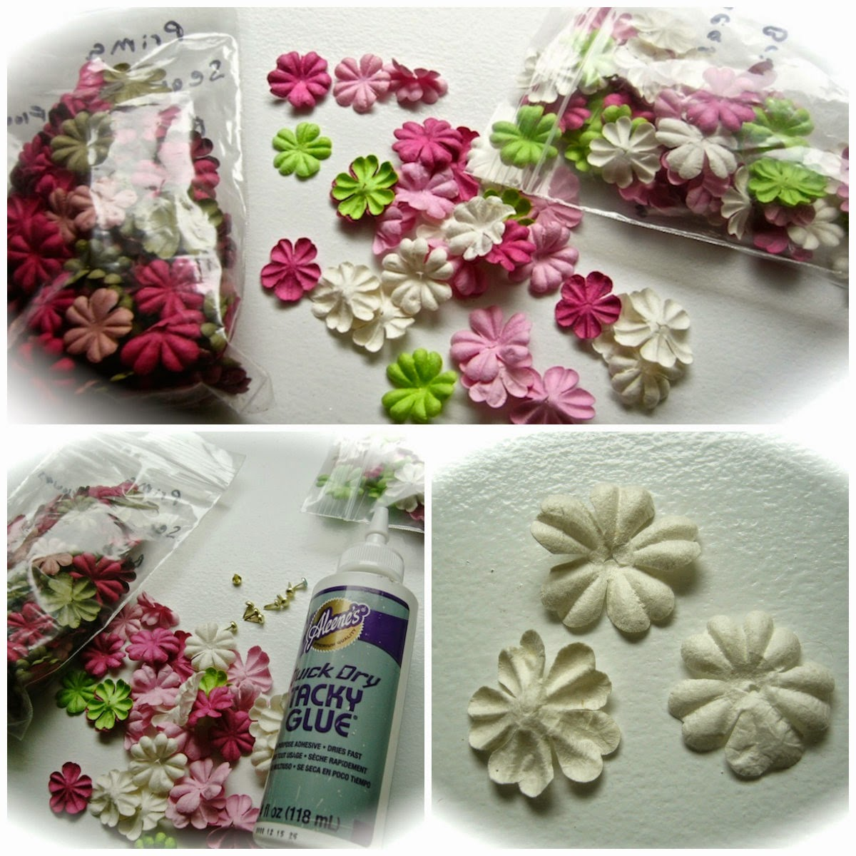 How to scrapbook flowers - Let S Make Inexpensive Dimensional Flowers That Can Be Added To Scrapbook Pages Cards Frames Papier Mache And Other Projects Using What Is Already In