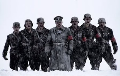 Nazi zombies in Dead Snow