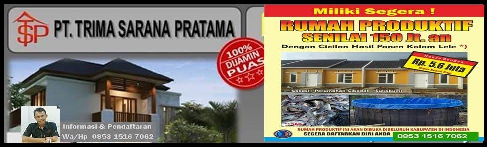 Rumah Produktif CPRO PT.Trima Sarana Pratama