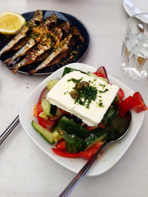 best greek food perth
