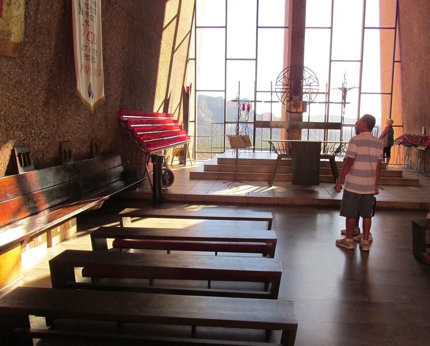 arizona chapel of the holy cross