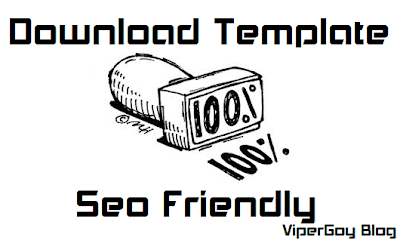 Download Template Blog Seo Friendly