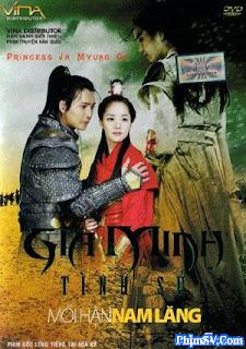 Gia Minh Tình Sử - Princess Ja Myung Go