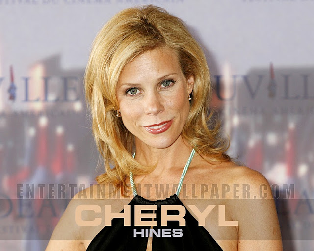 Cheryl Hines Biography and Photos