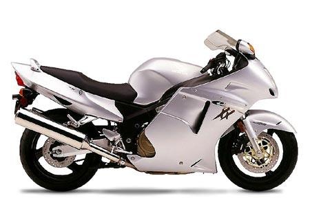 Gambar Sepeda Motor Honda CBR 1100xx Blackbird 03
