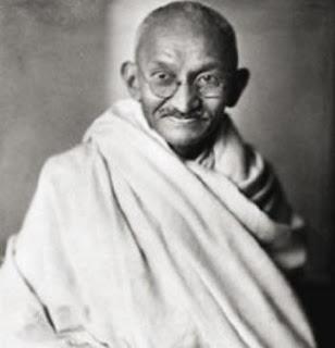 Mahatama-Gandhi