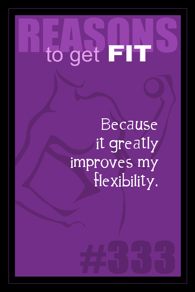 365 Reasons to Get Fit #333