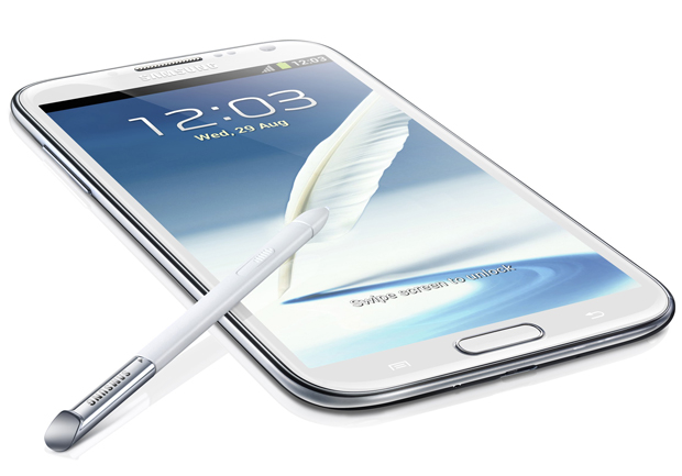 top 10 best smartphones of 2012 galaxy note 2